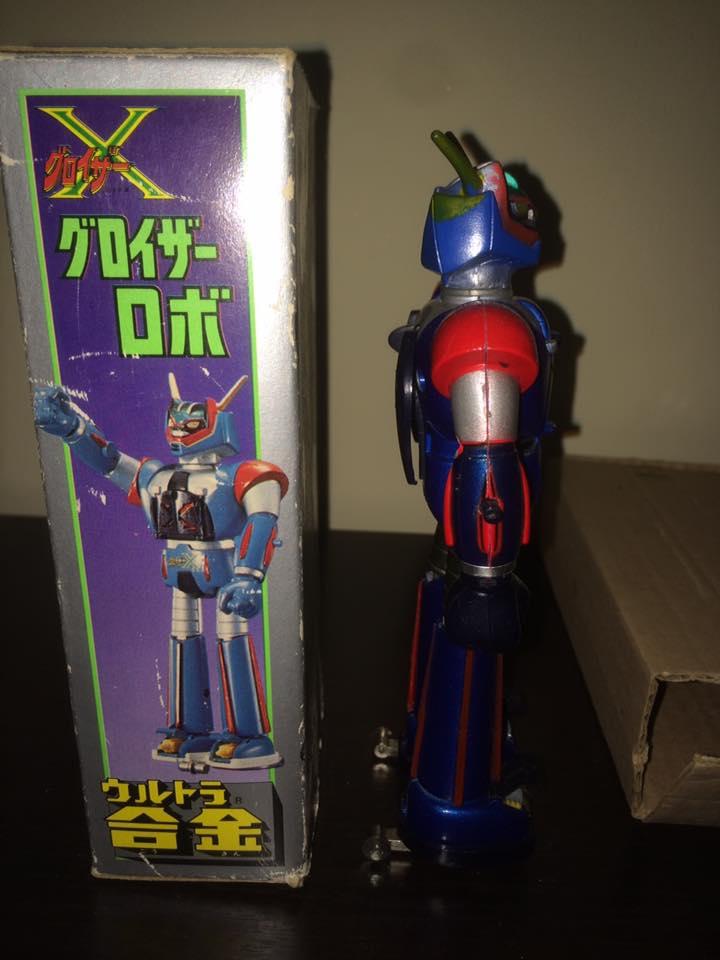 GLOISER X Gloizer x Groizer Popy Takara bullmark Dx METAL JAPAN '70 BOX 14470513