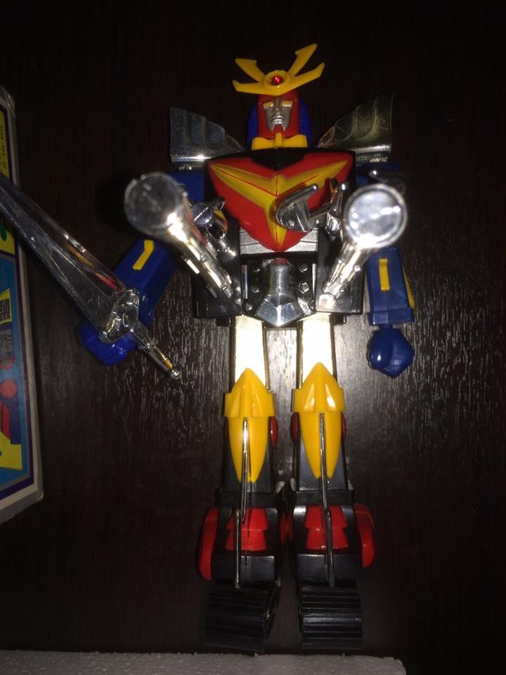 Daitarn 3 Daitan tre Clover Tre trasformazioni Anni 70 /80 Toys Vintage 14470610
