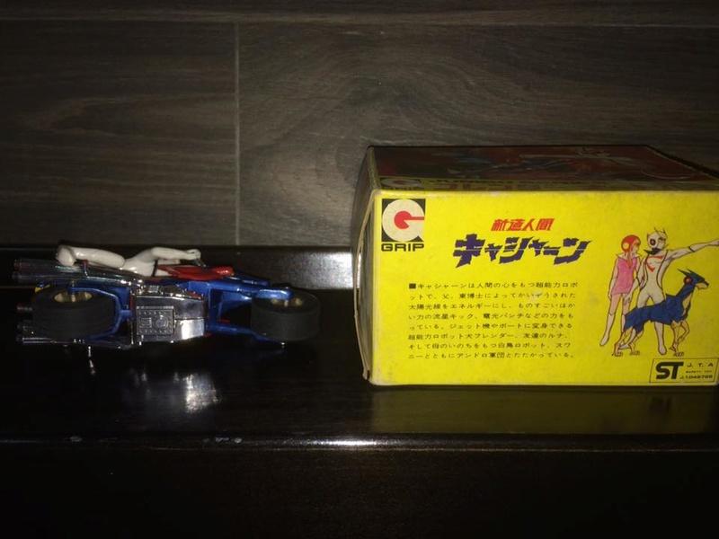 KYASHAN FLENDER BIKE GRIP JUMBO SERIES JAPAN GRIP J-5 TPYS VINTAGE ANNI 70 80 14502710