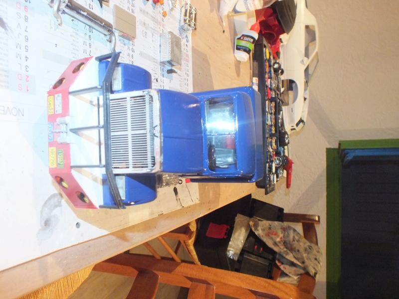 Italieri US Wrecking Truck Dscf0014