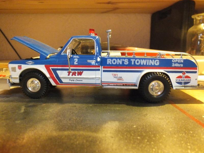 MPC 1972 Cheyenne Tow truck Dscf0017