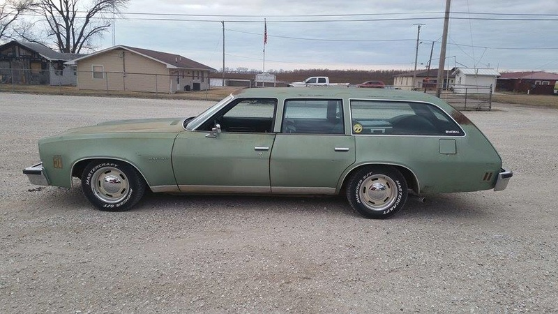 1973 laguna 454 wagon on ebay 13407710