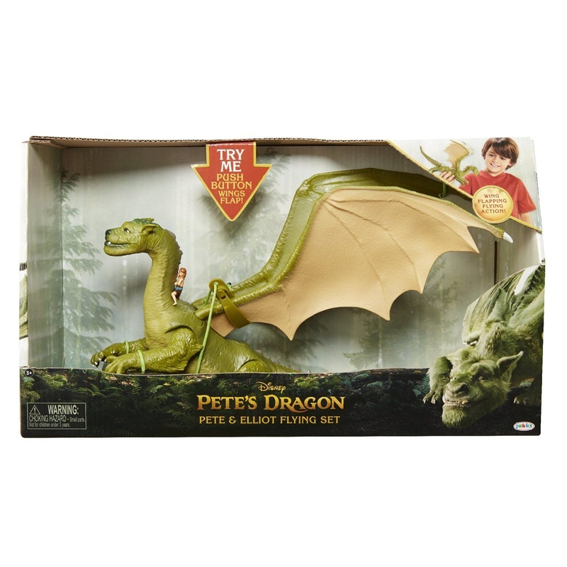 PETER ET ELLIOT LE DRAGON (Jakks Pacific) 2016 Pete0110