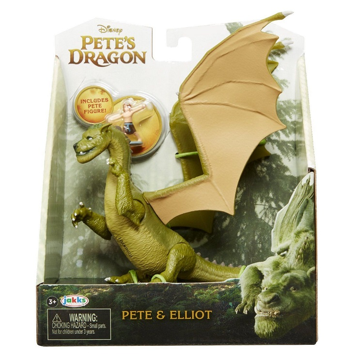PETER ET ELLIOT LE DRAGON (Jakks Pacific) 2016 Pete0310