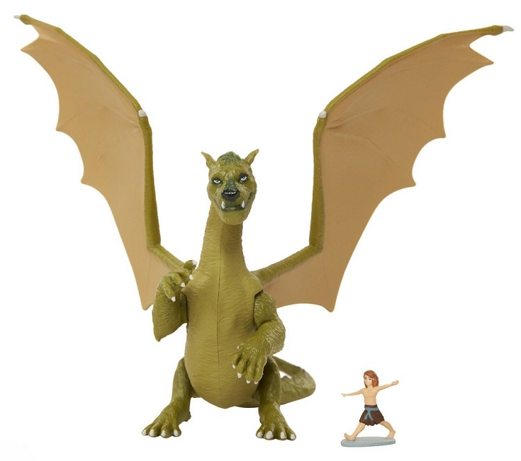 PETER ET ELLIOT LE DRAGON (Jakks Pacific) 2016 Pete0410