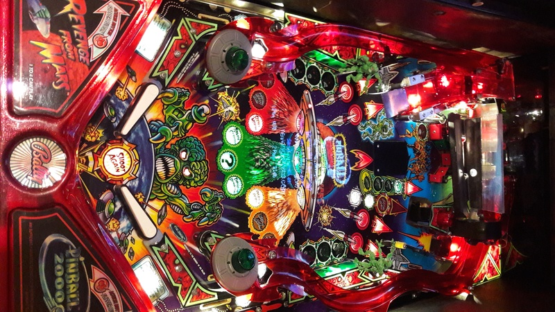 Projet : Restauration Pinball 2000 Revenge From Mars [TERMINE] - Page 11 20160912