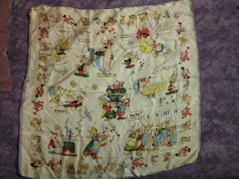 serviette? tissu de 1967 20161012