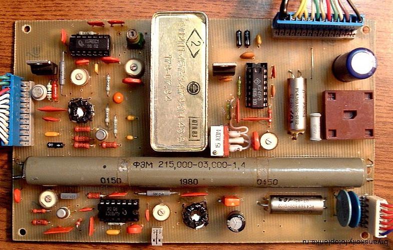 Электромеханические фильтры (ЭМФ, ФЭМ) __ae__10