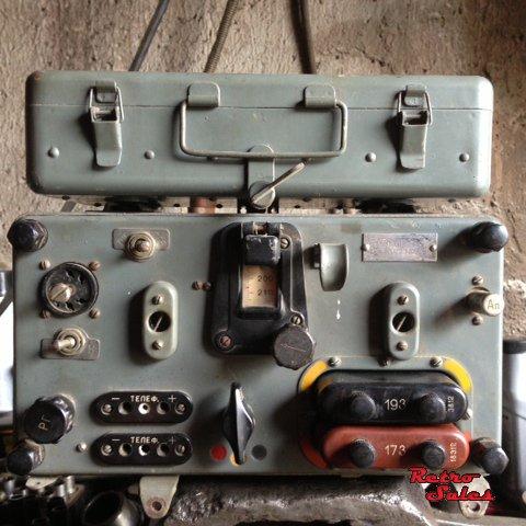Довоенные и военные кварцы радиостанций РККА, послевоенная кварцевая экзотика МПСС. Krasno10