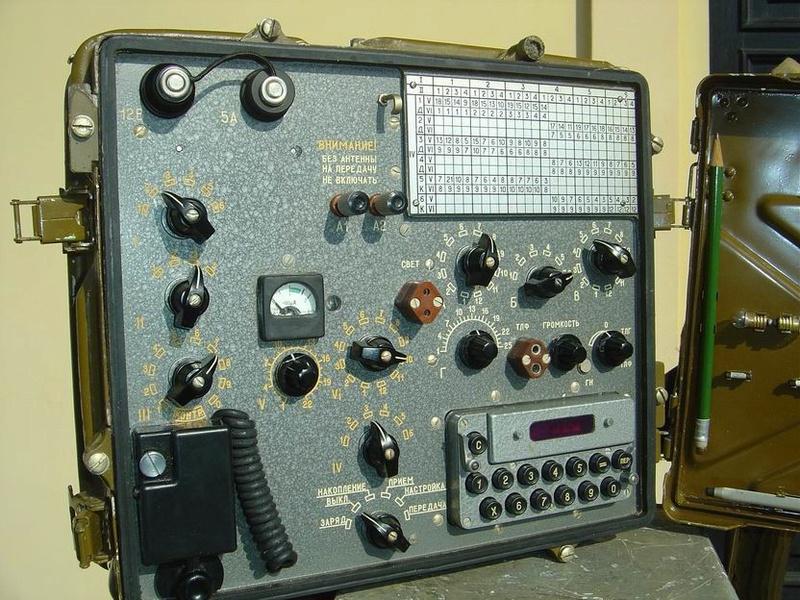 """Загадочные рации, или """"X-радио"""". R-119510"""