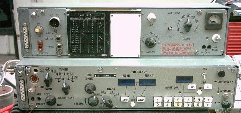 """Загадочные рации, или """"X-радио"""". Zap110"""