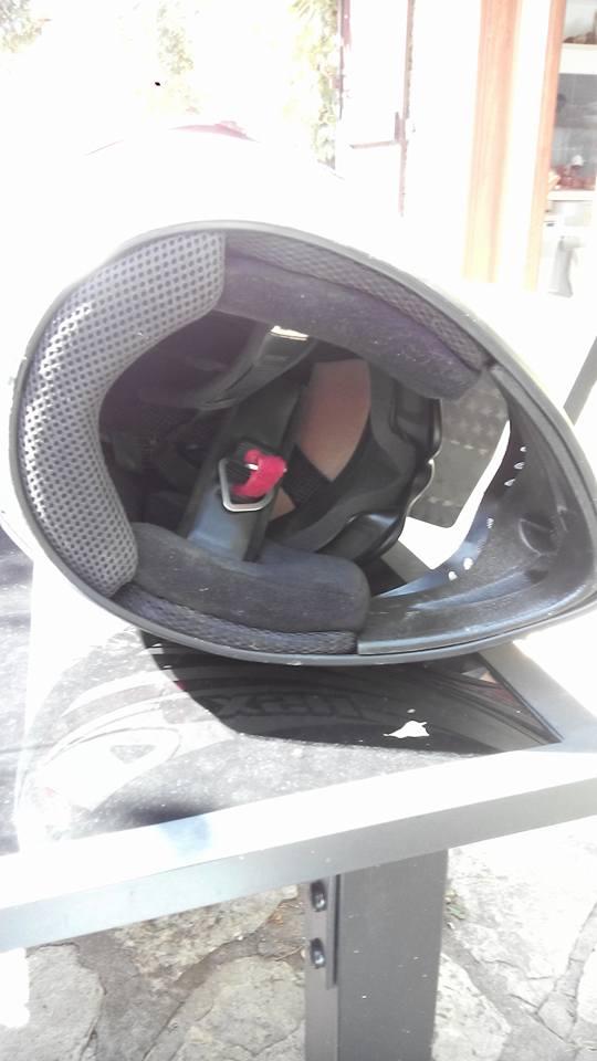 casque moto de cross 14390710