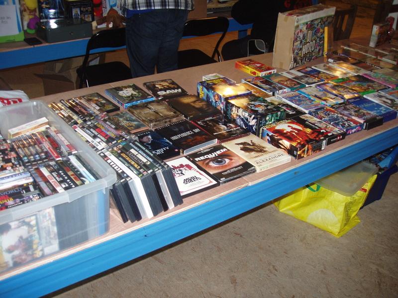 Bourse geek/retro-gaming/vintage toys à Tournai (Belgique) les 15 et 16 octobre 2016 P1010022