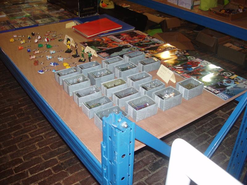 Bourse geek/retro-gaming/vintage toys à Tournai (Belgique) les 15 et 16 octobre 2016 P1010039