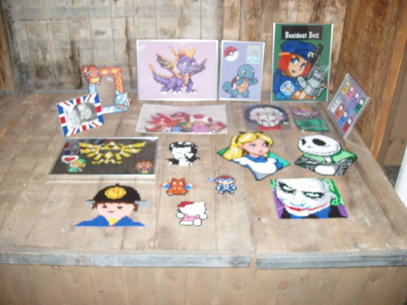 Bourse geek/retro-gaming/vintage toys à Tournai (Belgique) les 15 et 16 octobre 2016 P1010049