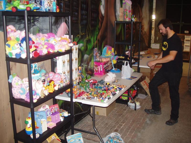 Bourse geek/retro-gaming/vintage toys à Tournai (Belgique) les 15 et 16 octobre 2016 P1010050