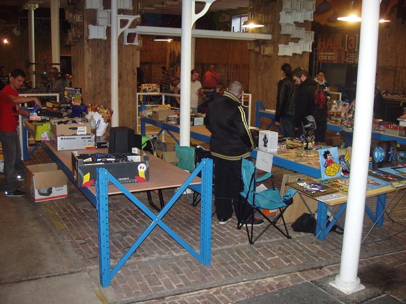 Bourse geek/retro-gaming/vintage toys à Tournai (Belgique) les 15 et 16 octobre 2016 P1010051