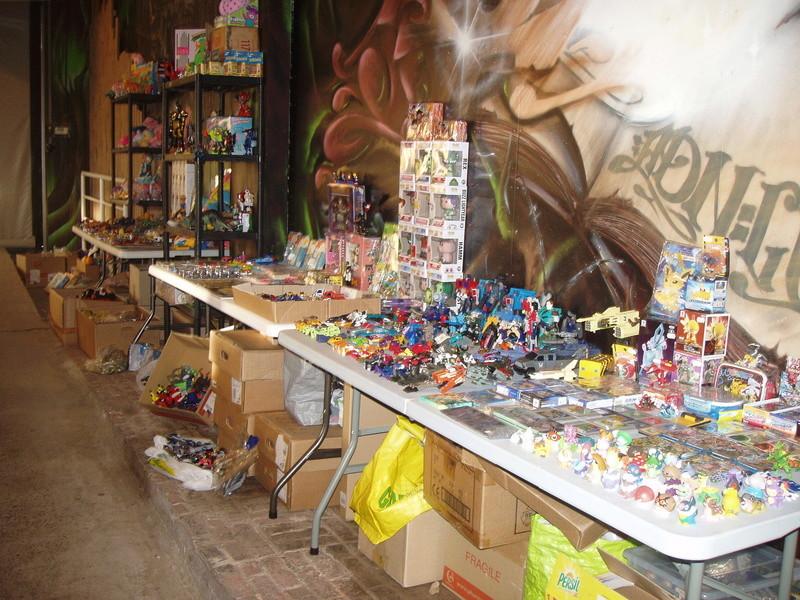 Bourse geek/retro-gaming/vintage toys à Tournai (Belgique) les 15 et 16 octobre 2016 P1010057