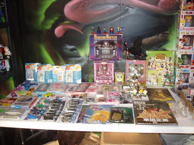 Bourse geek/retro-gaming/vintage toys à Tournai (Belgique) les 15 et 16 octobre 2016 P1010058