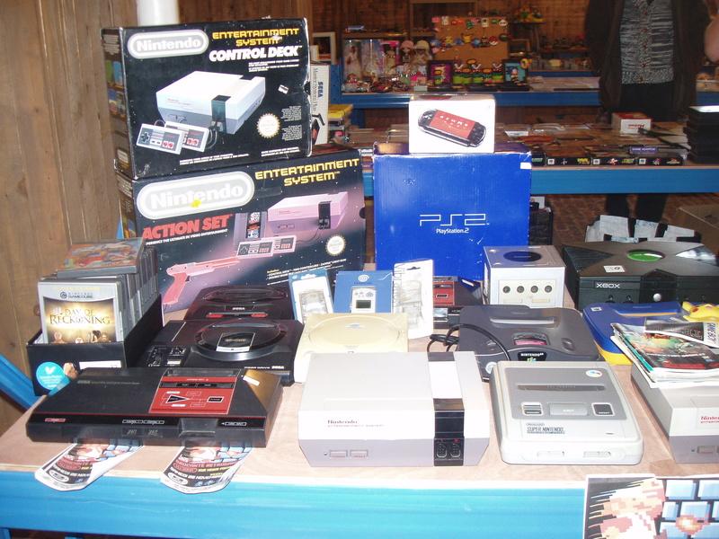 Bourse geek/retro-gaming/vintage toys à Tournai (Belgique) les 15 et 16 octobre 2016 P1010069