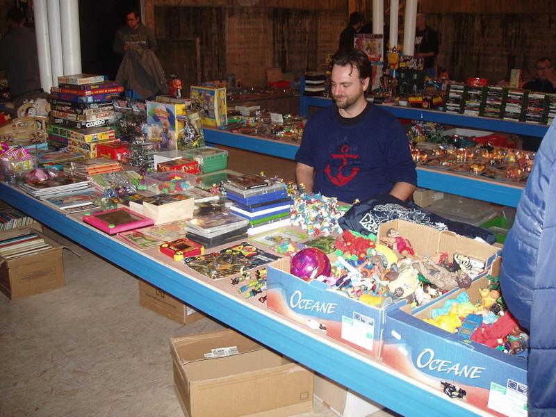 Bourse geek/retro-gaming/vintage toys à Tournai (Belgique) les 15 et 16 octobre 2016 P1010071