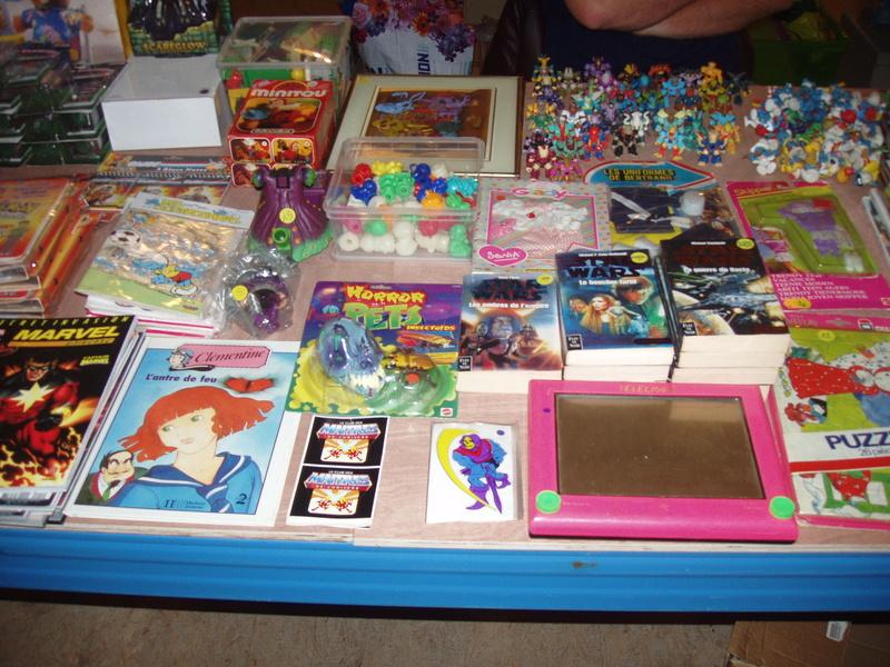 Bourse geek/retro-gaming/vintage toys à Tournai (Belgique) les 15 et 16 octobre 2016 P1010072