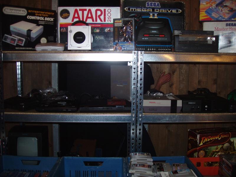 Bourse geek/retro-gaming/vintage toys à Tournai (Belgique) les 15 et 16 octobre 2016 P1010075