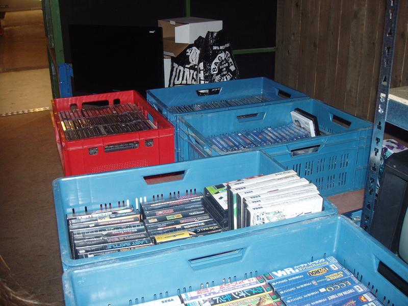 Bourse geek/retro-gaming/vintage toys à Tournai (Belgique) les 15 et 16 octobre 2016 P1010077