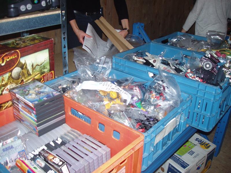 Bourse geek/retro-gaming/vintage toys à Tournai (Belgique) les 15 et 16 octobre 2016 P1010078