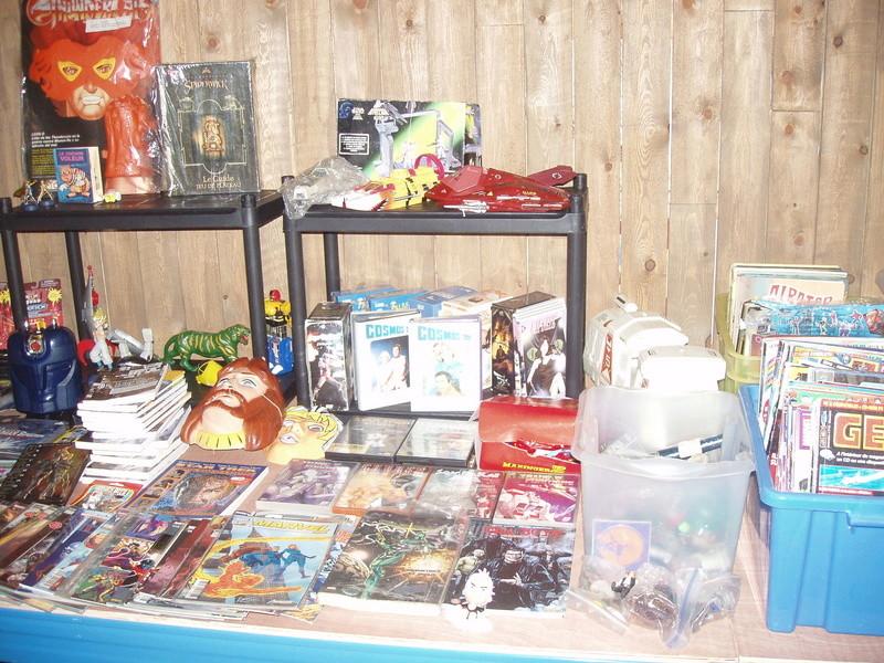 Bourse geek/retro-gaming/vintage toys à Tournai (Belgique) les 15 et 16 octobre 2016 P1010080