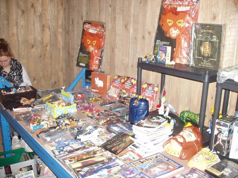 Bourse geek/retro-gaming/vintage toys à Tournai (Belgique) les 15 et 16 octobre 2016 P1010081