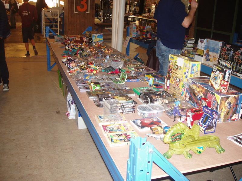 Bourse geek/retro-gaming/vintage toys à Tournai (Belgique) les 15 et 16 octobre 2016 P1010083
