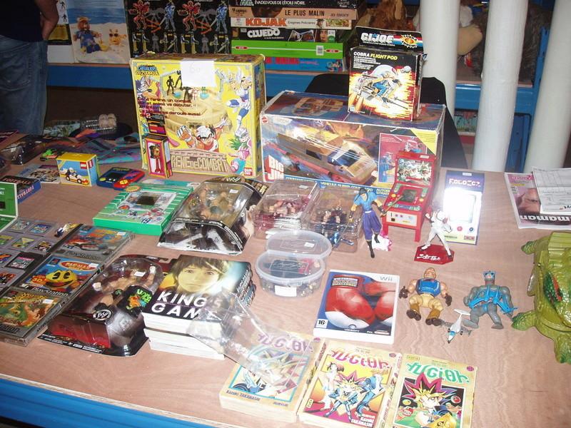 Bourse geek/retro-gaming/vintage toys à Tournai (Belgique) les 15 et 16 octobre 2016 P1010085