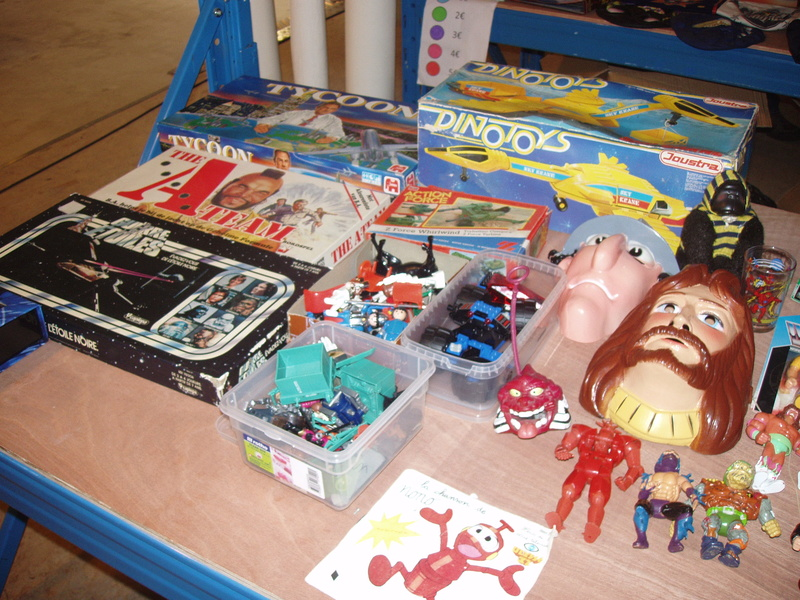 Bourse geek/retro-gaming/vintage toys à Tournai (Belgique) les 15 et 16 octobre 2016 P1010086