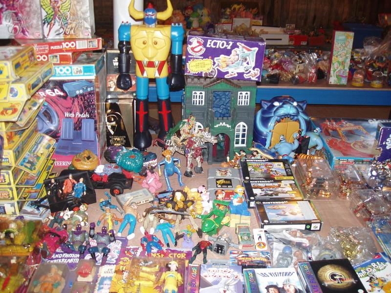 Bourse geek/retro-gaming/vintage toys à Tournai (Belgique) les 15 et 16 octobre 2016 P1010091