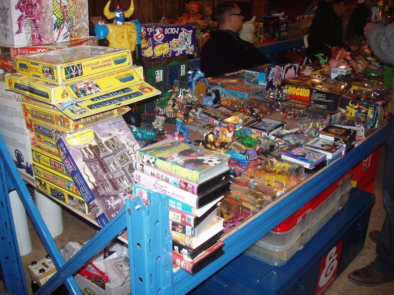 Bourse geek/retro-gaming/vintage toys à Tournai (Belgique) les 15 et 16 octobre 2016 P1010092
