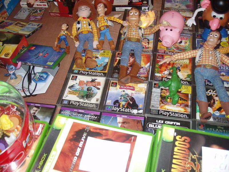 Bourse geek/retro-gaming/vintage toys à Tournai (Belgique) les 15 et 16 octobre 2016 P1010093