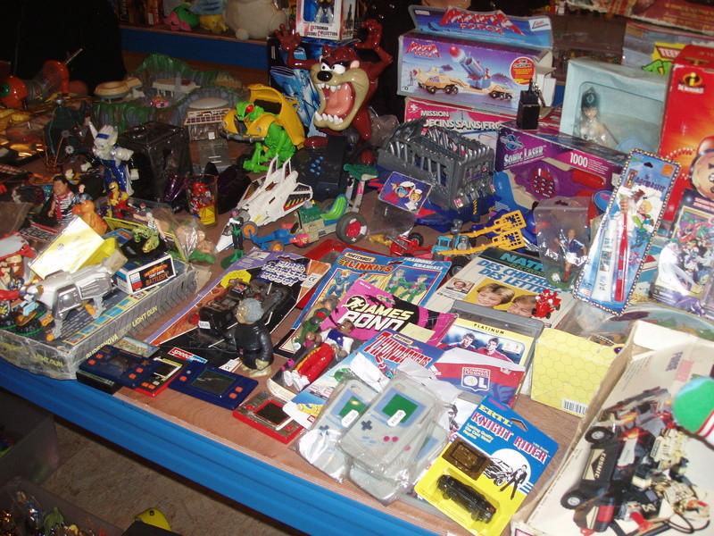Bourse geek/retro-gaming/vintage toys à Tournai (Belgique) les 15 et 16 octobre 2016 P1010096