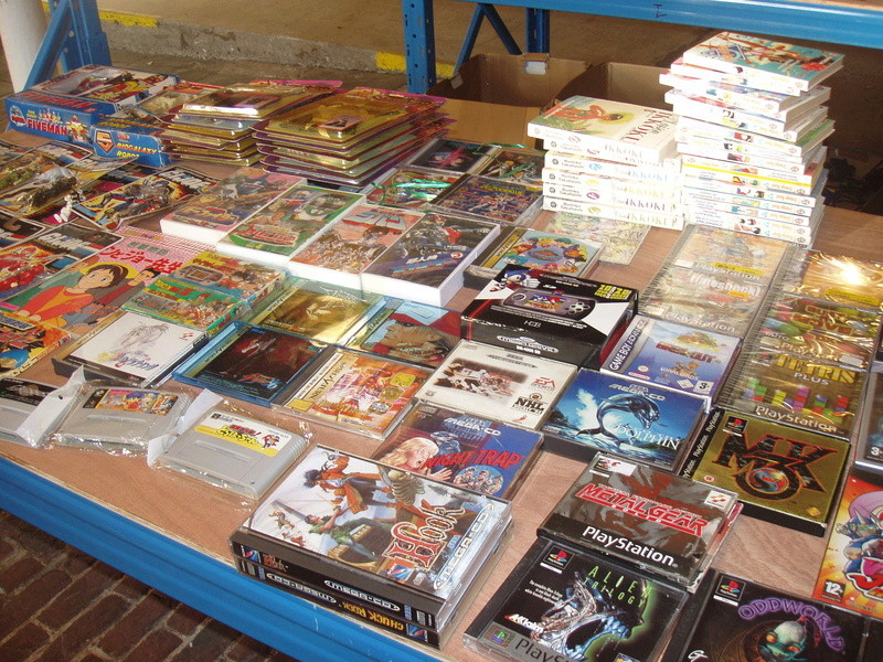 Bourse geek/retro-gaming/vintage toys à Tournai (Belgique) les 15 et 16 octobre 2016 P1010100