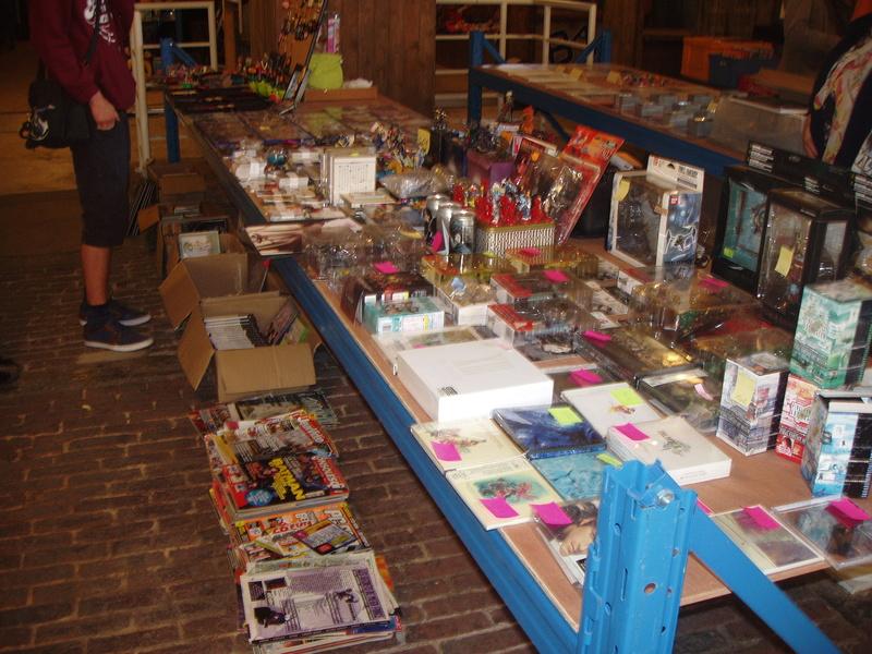 Bourse geek/retro-gaming/vintage toys à Tournai (Belgique) les 15 et 16 octobre 2016 P1010102
