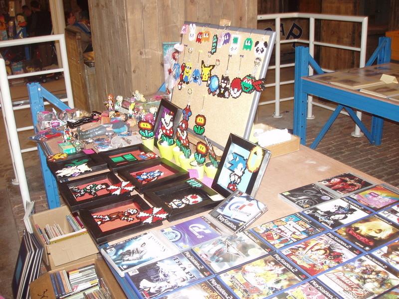 Bourse geek/retro-gaming/vintage toys à Tournai (Belgique) les 15 et 16 octobre 2016 P1010105