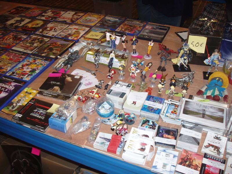 Bourse geek/retro-gaming/vintage toys à Tournai (Belgique) les 15 et 16 octobre 2016 P1010106