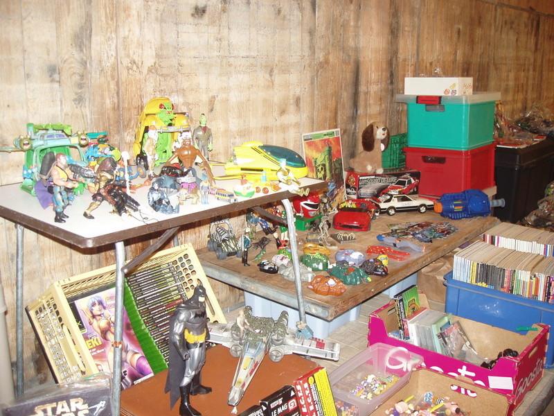 Bourse geek/retro-gaming/vintage toys à Tournai (Belgique) les 15 et 16 octobre 2016 P1010148