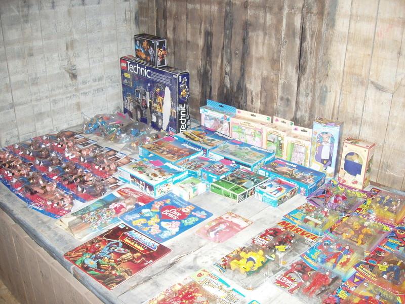Bourse geek/retro-gaming/vintage toys à Tournai (Belgique) les 15 et 16 octobre 2016 P1010156