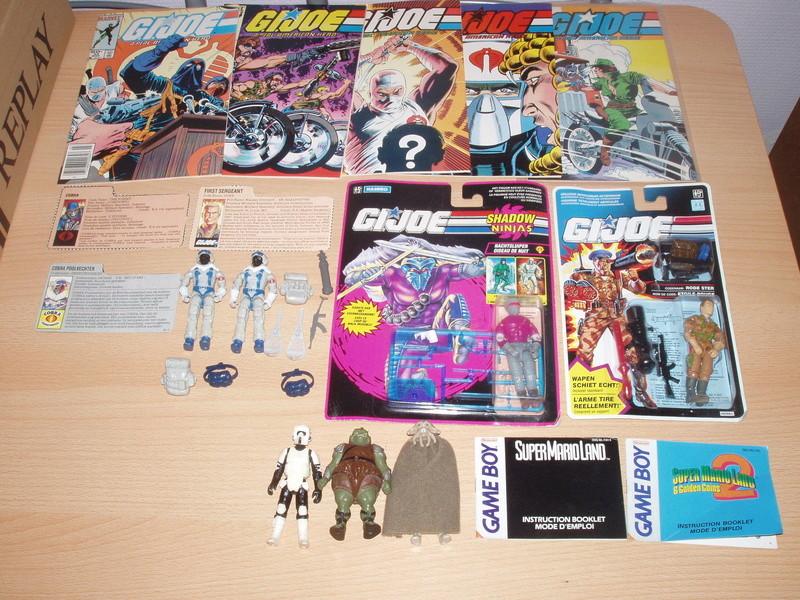 Trouvailles en Brocante, Bourse Aux jouets, Vide Greniers ... - Page 9 P1010161