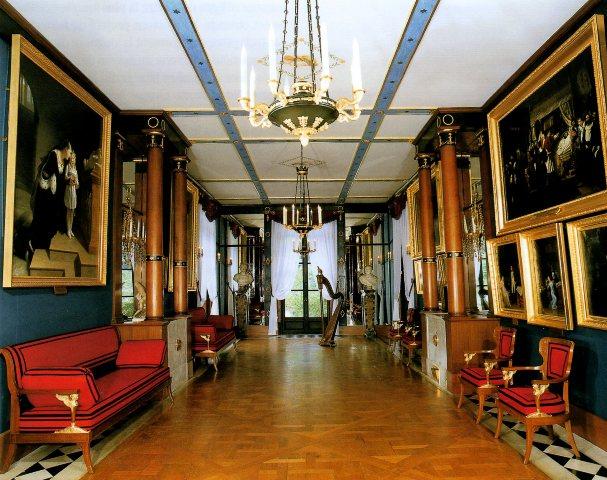 Expo. Fontainebleau : la première chambre de l'empereur Img07411