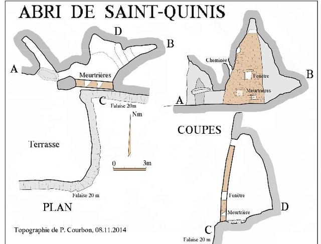 Abri fortifié de St Quinis Captur10