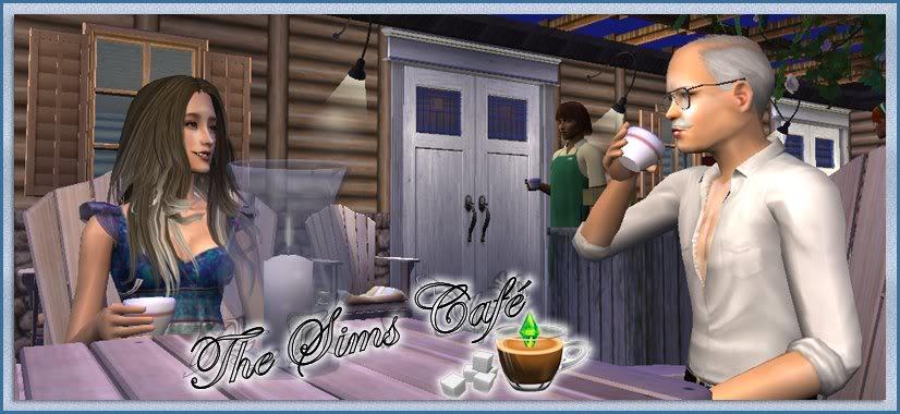 The Sims Café