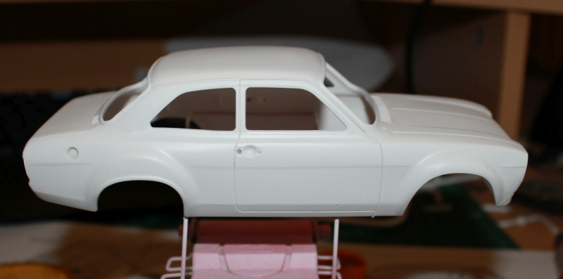 Ford Escort RS1600 MkI / Fast & Furious 6 [Belkit + Renaissance 1/24] 0310