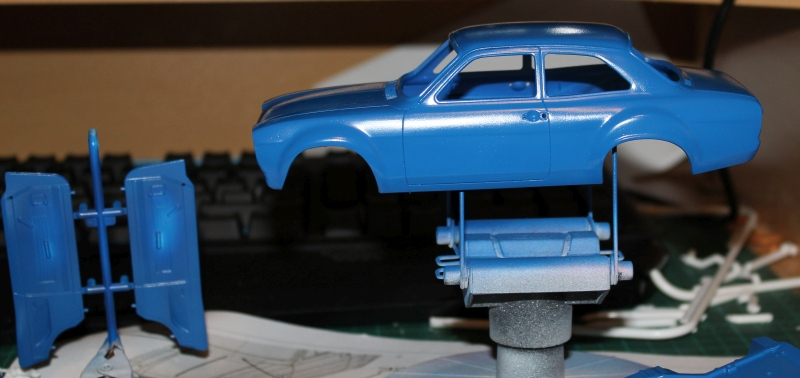 Ford Escort RS1600 MkI / Fast & Furious 6 [Belkit + Renaissance 1/24] 0410